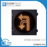 300mm Yellow Turn Left and U Turn LED Traffic Signals