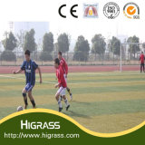 High Quality Artificial Turf Made in China for Outdoor Soccer Pitch