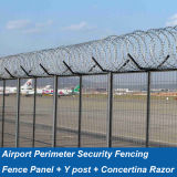 Airport Perimeter Security Fencing (HP-FENCE0102)