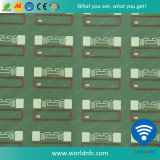 125kHz and 13.56MHz RFID Card Inlay with Customized Layouts