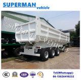 3 Axle Tipper Trailer Cargo Dumper Semi Truck Trailer Tipper