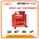 Low Cost Flyash Sand Cement Brick Machine