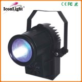 Mini 10W LED Pinspot Light for Stage Lighting (ICON-A048)