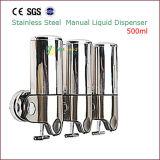 Stainless Steel Manual Liquid Dispenser Hsd-80099-3