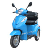 500W/700W Three Wheel Lead-Acid E-Scooter for Handicapped