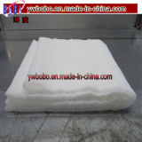 Fake Snow Christmas White Blanket Artificial Christmas Products (CH8053)