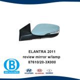 Hyundai Elantra 2011 Review Mirror