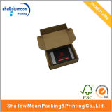 Brown Small Tool Packing Corrugated Paper Box (QY150236)