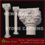 Decorative Natural Marble Stone Column