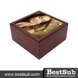 Promotional Wooden Jewelry Box (SPH66BR-N)