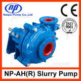 Double Casing Abrasion Ah Centrifugal Slurry Pump for Iron Mine Concentrate Slag Transport