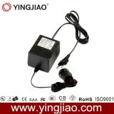 30W AC DC Adaptor with Cigarette Socket