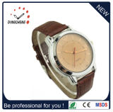 Genuine Leather Belt S/S Watchcase Fashion Wrist Watch (DC-751)