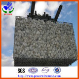 Gray Color PVC Coated Gabion Basket (R-SLW)