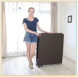 Home Portable Heavy Duty Steel Frame Folding Guest Bed (190*100cm)