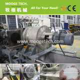 PE film die face cutting granulator with double stage