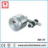 Popular Designs, Stainess Steel Toilet Door Indicator Lock (WA-70)