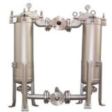 Stainless Steel Sanitary Filter Housing for Pharmaceutical Filtration