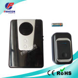 Music Wireless Doorbell with LED Flash for EU Market