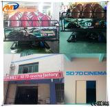 5D Movie Cinema, 6 Seats Luxury Chair Wholesale