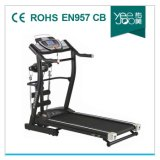 2.5 HP DC Home Manual Incline Motor Treadmill