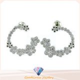 Top quality and Fashion Jewelry for Woman 925 Sterling Silver Jewelry Earring (E6481)