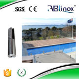 Stainless Steel Wall Mount Glass Clamp for Hot Sale