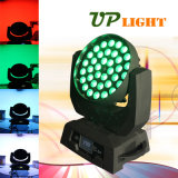 Zoom 36*10W RGBW 4in1 Moving Head CREE LED Wash
