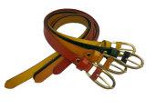 Wholesale Custom Logo Full Grain Leather Belt for Man (RS3218)