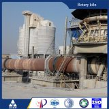 Gas-Fired Rotary Lime Kiln for Metal Production Plant