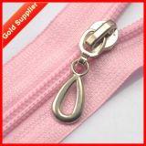 ISO 9001: 2000 Certufucation Custom Zipper Slider Zip Pull Zipper Heads