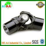 Custom Precision Carbon Steel / Stainless Steel Black Steering U Joint