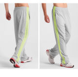 2016 Custom Made Polyester Fashion Loose Man Sports Pants