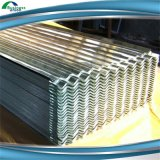 SGCC Zincalume Galvalume Galvanized Steel Wave Roofing