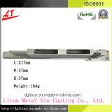 Hardware Aluminum Alloy Die Casting Radiator Air Deflector Wind Board