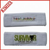 Sports Cotton Terry Promotion Sweatband and Headband