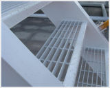 Hot DIP Galvanized Steel Stair Grating for Outdoor Ladder