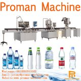 China Pet Bottle Mineral Water Gravity Bottling Liquid Filling Machine