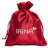 Colorful Gift Stain Fabric Storage Jewelry Drawstring Pouch