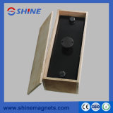 Precast Concrete Magnetic Box Big Industrial Magnet Assembly