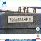 Good Performance Extreme High Temperature Resistance Label Sticker