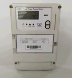 Three Phase Four Wires IC Card Prepayment Electric Meter Dtsy150