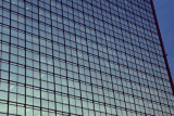 High End Double Glass Aluminum Panel Curtain Wall