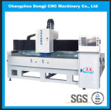 Horizontal CNC 3-Axis Glass Shape Edging Machine