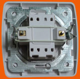 European Style One Gang One Way Wall Switch (F3001)