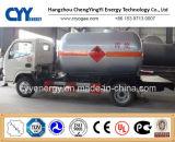 China 2015 LNG Lox Lin Tank Car Semi Trailer with ASME