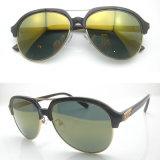 2015 Lens Fashion Polarized Metal Sunglasses