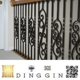 Wrought Iron Balusters for Wrought Iron Fence and Stair Parts