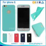 New Design Super Thin Frosted Colorful Cell Phone Case for iPhone6 iPhone 6 Plus Case