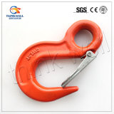 Red Painted G80 Forging Steel Eye Slip Hook